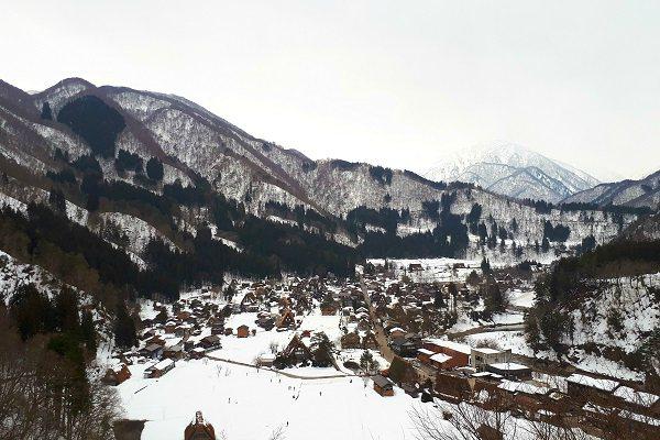 Pemandangan Shirakawa-go - Jibi/Annisa Sulistyo Rini