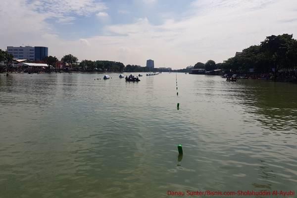 Danau Sunter - Bisnis.com/Ayub