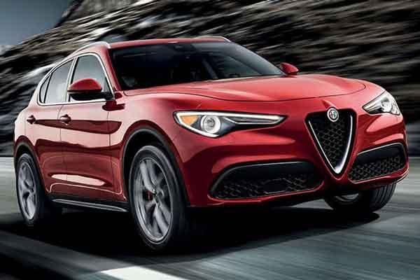 Alfa Romeo Suv Q4