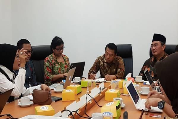 Kepala Kantor Staf Presiden Moeldoko bertemu dan berkoordinasi dengan beberapa kementerian dan lembaga, guna mendorong terciptanya sistem kolaborasi pencegahan korupsi yang lebih efektif. - Istimewa