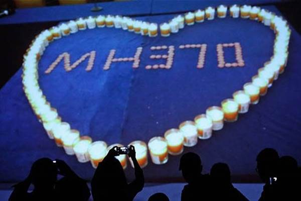 Tragedi jatuhnya Malaysia Airlines MH370 - Bisnis.com