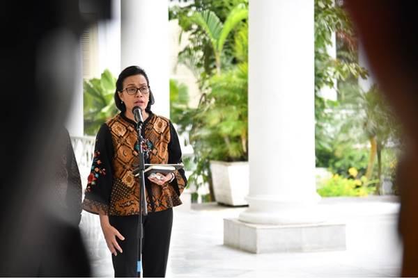 Menkeu Sri Mulyani - Biro Pers, Sekretariat Presiden