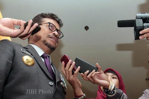 Gubernur Sulawesi Selatan Syahrul Yasin Limpo. - JIBI/Paulus Tandi Bone