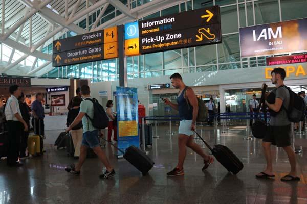 Bandara Ngurah Rai Bali - Bisnis.com/Ema Sukarelawanto