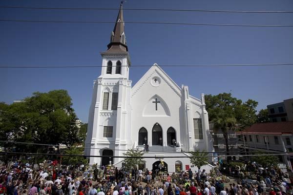 Ilustrasi gereja - Reuters