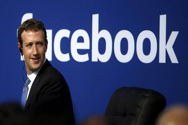 CEO Facebook Mark Zuckerberg - Istimewa