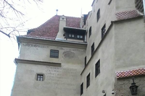 Kastil Vlad Drakula di daerah Bran adalah ikon wisata Rumania. - JIBI/Inria Zulfikar