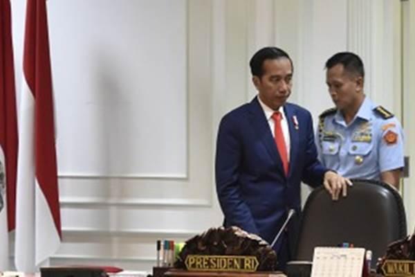 Presiden Joko Widodo - Antara/Puspa Perwitasari