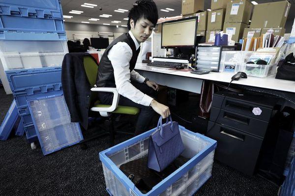 Jual Barang Mewah Second Perusahaan Jepang Ini Raih Rp636 Miliar Dari Ipo Kabar24 Bisnis Com