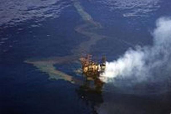 Ladang minyak Montara - Reuters