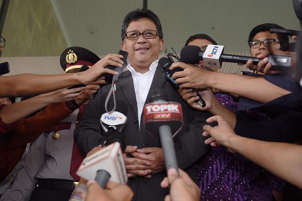 Sekjen PDI Perjuangan Hasto Kristiyanto - Antara