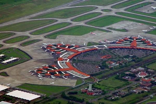 Bandara Soekarno Hatta - Wikimapia