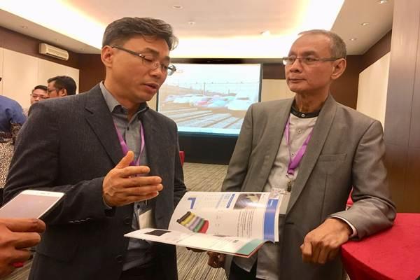 Perusahaan Korea Elthus Lirik Industri Kereta Api di Indonesia - Istimewa