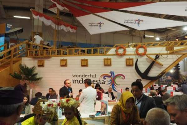 Paviliun Indonesia di Travel Revolution 2018 di Singapura - indonesianew.com