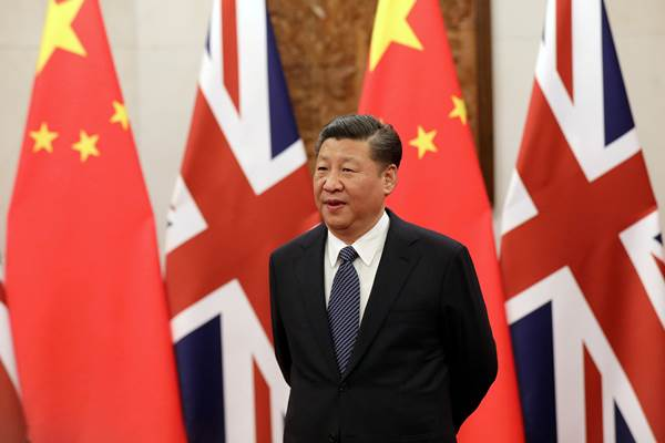 Presiden China Xi Jinping - Reuters