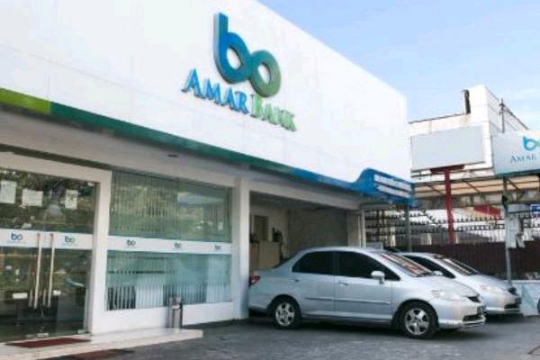 Bank Amar Kerek Target Penyaluran Kredit Naik 3 Kali Lipat ...