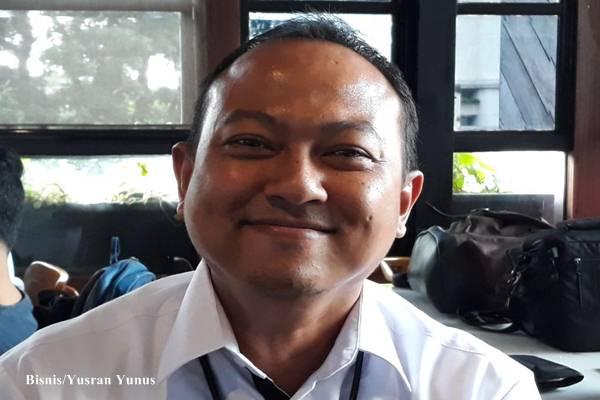 Manager External Communication PT Pertamina (Persero) Arya Dwi Paramita