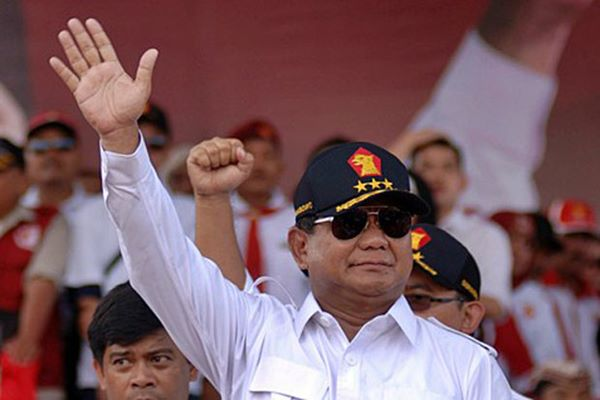 Prabowo Subianto - komitprabowo.org