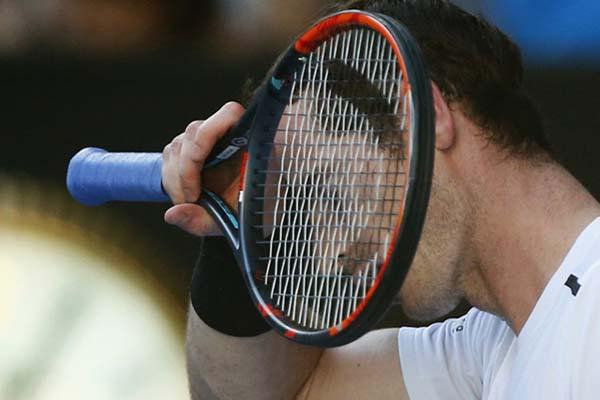Andy Murray - Reuters/Thomas Peter