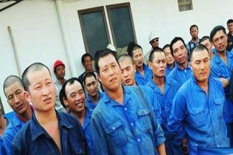Ilustrasi pekerja asing - Antara Foto