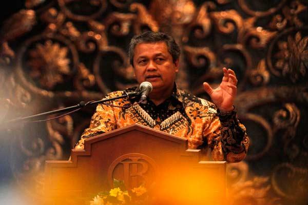 Deputi Gubernur Bank Indonesia Perry Warjiyo. - Bisnis.com