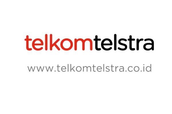 Logo Telkomtelstra - Twitter