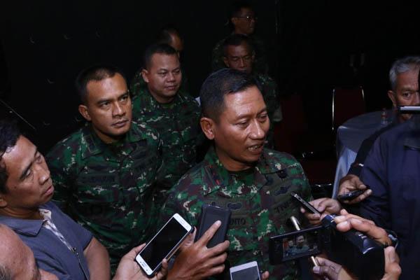Pangdam IV/Diponegoro Mayjen TNI Wuryanto. - Istimewa