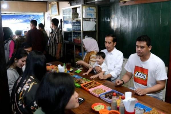 Presiden Jokowi - Antara