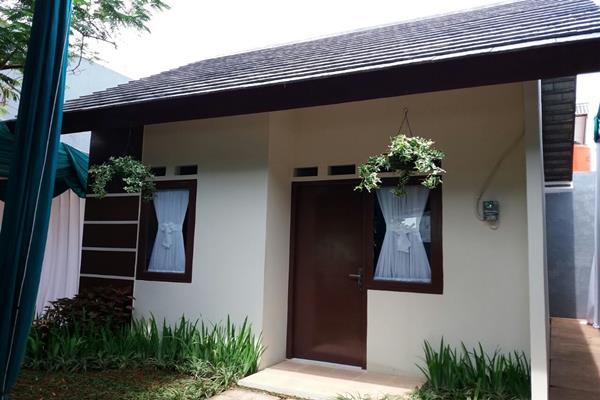 Rumah yang digadang-gadang menjadi proyek DP nol rupiah di Rorotan Cilincing, Jakarta Utara. - JIBI/Nur Faizah al Bahriyatul Baqiroh