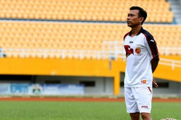 Pelatih Bali United, Widodo C Putro - Antara