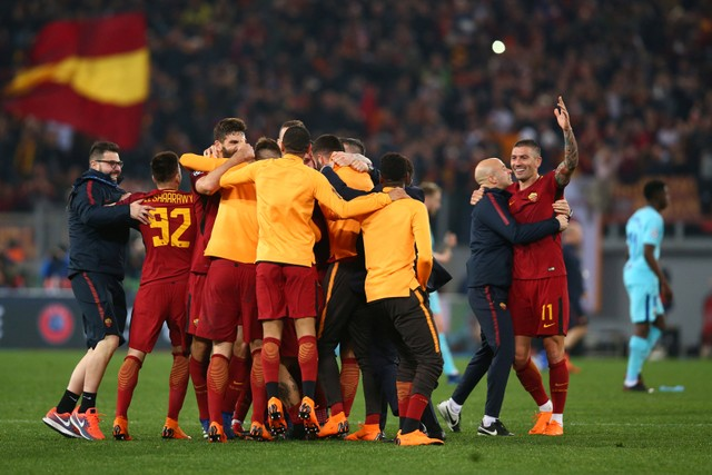 AS Roma - Reuters
