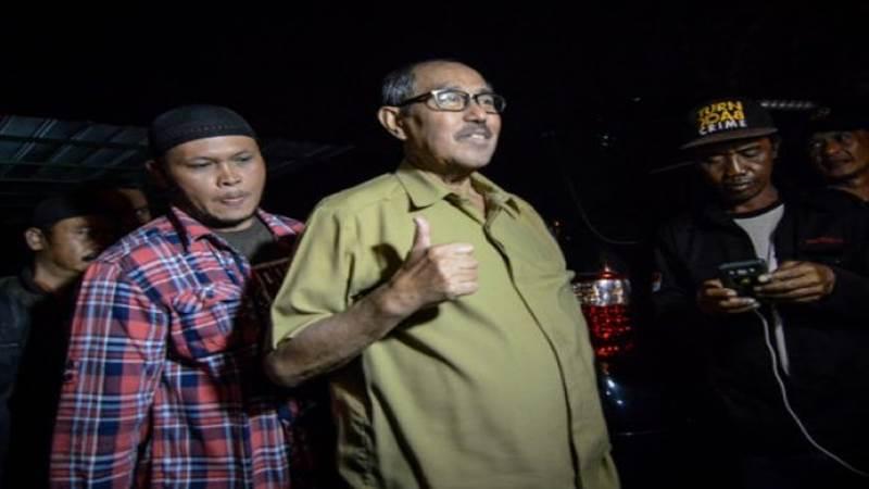 Gubernur Aher Prihatin Bupati Bandung Barat Tersangka Suap ...