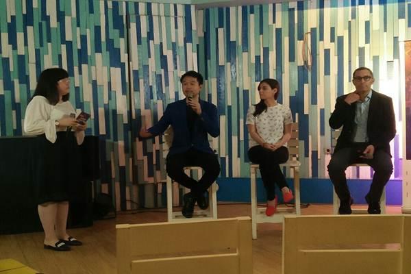 Gushcloud dan CreatorUp Edukasi Agency, dan Inluencer di Asia Tenggara - istimewa