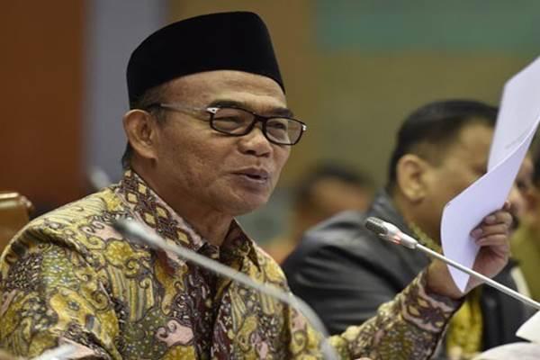 Menteri Pendidikan dan Kebudayaan Muhadjir Effendy - Antara