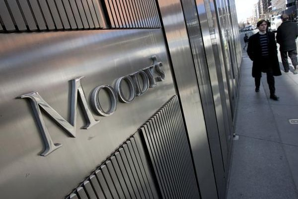 Moody's Investor Service. - Bloomberg