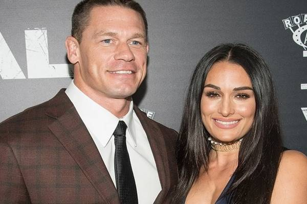 John Cena Kembali Menikah