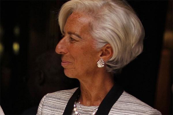Direktur Pelaksana IMF Christine Lagarde - Reuters