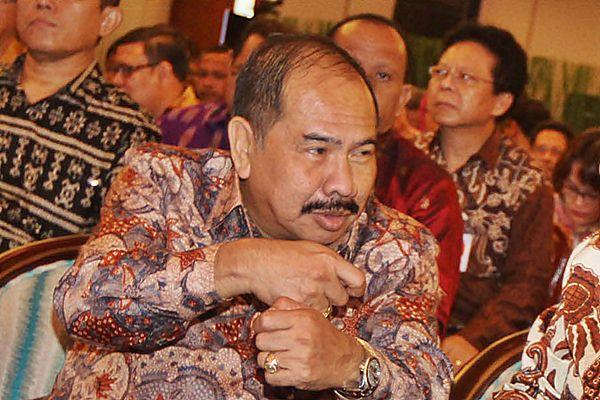 Kepala Pusat Pelaporan dan Analisis Transaksi Keuangan (PPATK) Kiagus Ahmad Badaruddin. - JIBI/Endang Muchtar