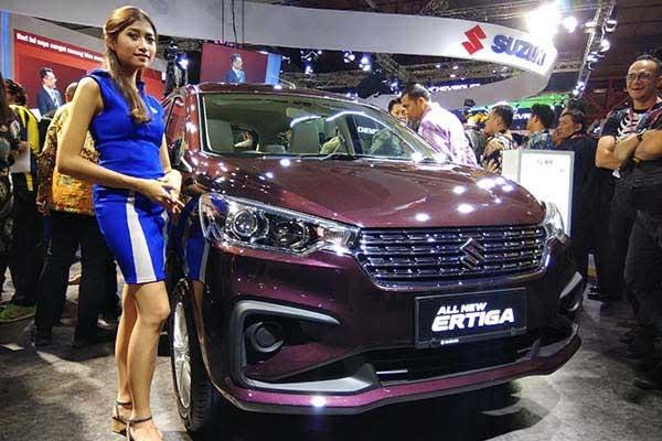 Iims 2018 Suzuki Tawarkan Promo Cicilan Dan Cashback Rp1 Juta Otomotif Bisnis Com