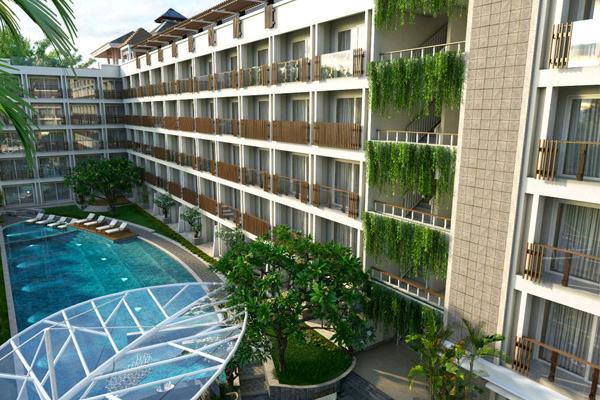 Hotel Fairfield Marriott di Legian Bali