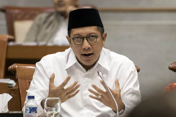 Menteri Agama Lukman Hakim Saifuddin - Antara/M. Agung Rajasa