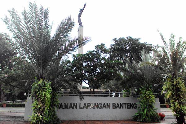 Lapangan Banteng Jakarta Pusat - Istimewa