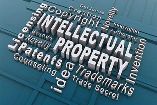 Ilustrasi hak atas kekayaan intelektual - Istimewa