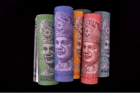 Ringgit Malaysia. - .