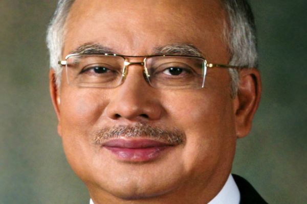 Mantan PM Malaysia Najib Razak - Wikipedia.org