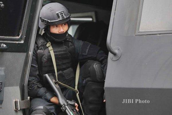 Petugas keamanan berjaga - JIBI/Nurul Hidayat
