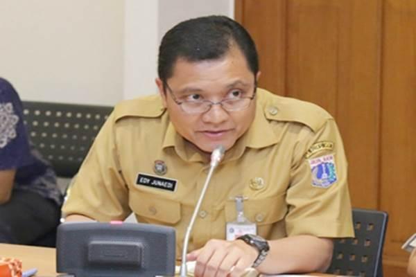 Kepala Dinas Penanaman Modal dan Pelayanan Terpadu Satu Pintu (DPMPTSP) Provinsi DKI Jakarta Edy Junaedi - Dok.Beritajakarta