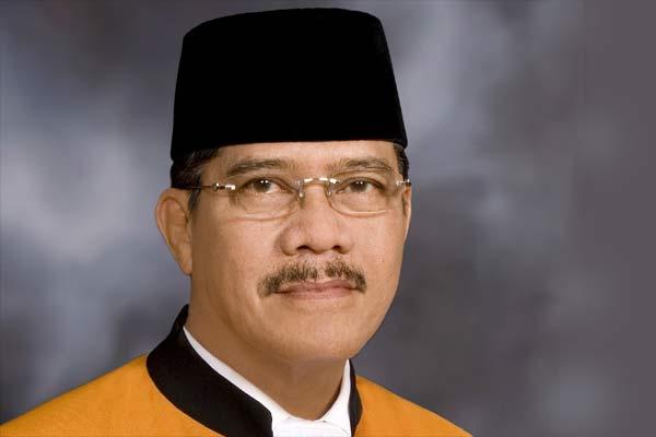 Ketua Mahkamah Agung Hatta Ali.  - ASEAN LAW ASSOCIATION