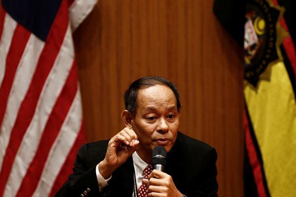 Ketua Komisi Pemberantasan Korupsi (KPK) Malaysia (MACC), Shukri Abdull - Reuters
