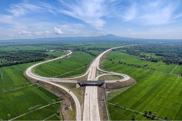 Proyek jalan tol Ngawi-Kertosono. - PT Ngawi Kertosono Jaya